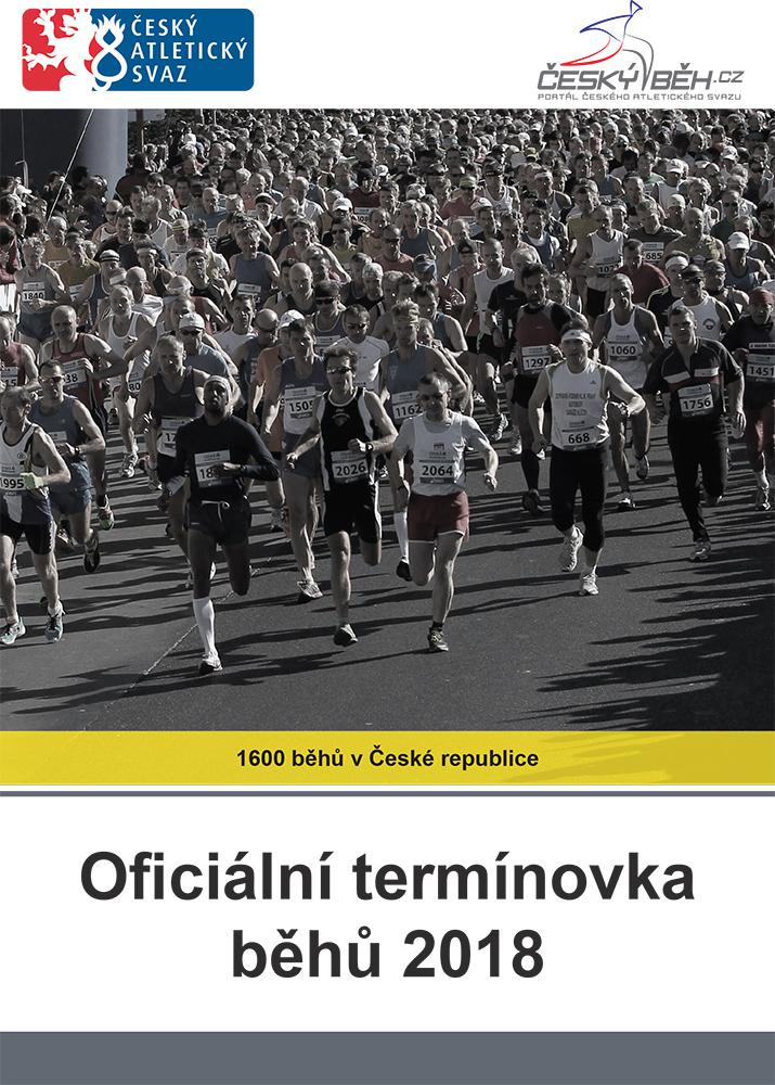 obálka Run speciál