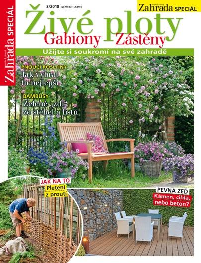 obálka Naše krásná zahrada speciál