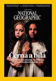 obálka National Geographic