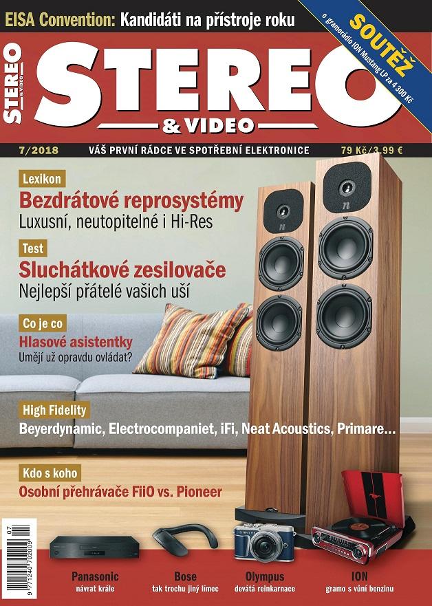 obálka Stereo & Video