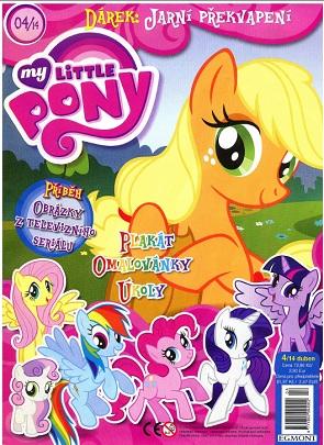 obálka My Little Pony