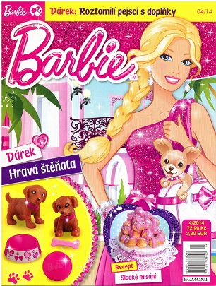 ob�lka BARBIE