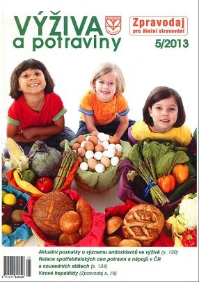 obálka Výživa a potraviny